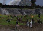 Screenshot: Reiter Theodens vor Edoras